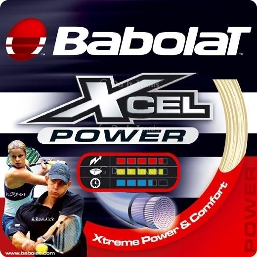 Babolat Xcel Power 16g (Set)