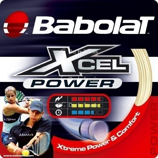 Babolat Xcel Power 17G (Set)