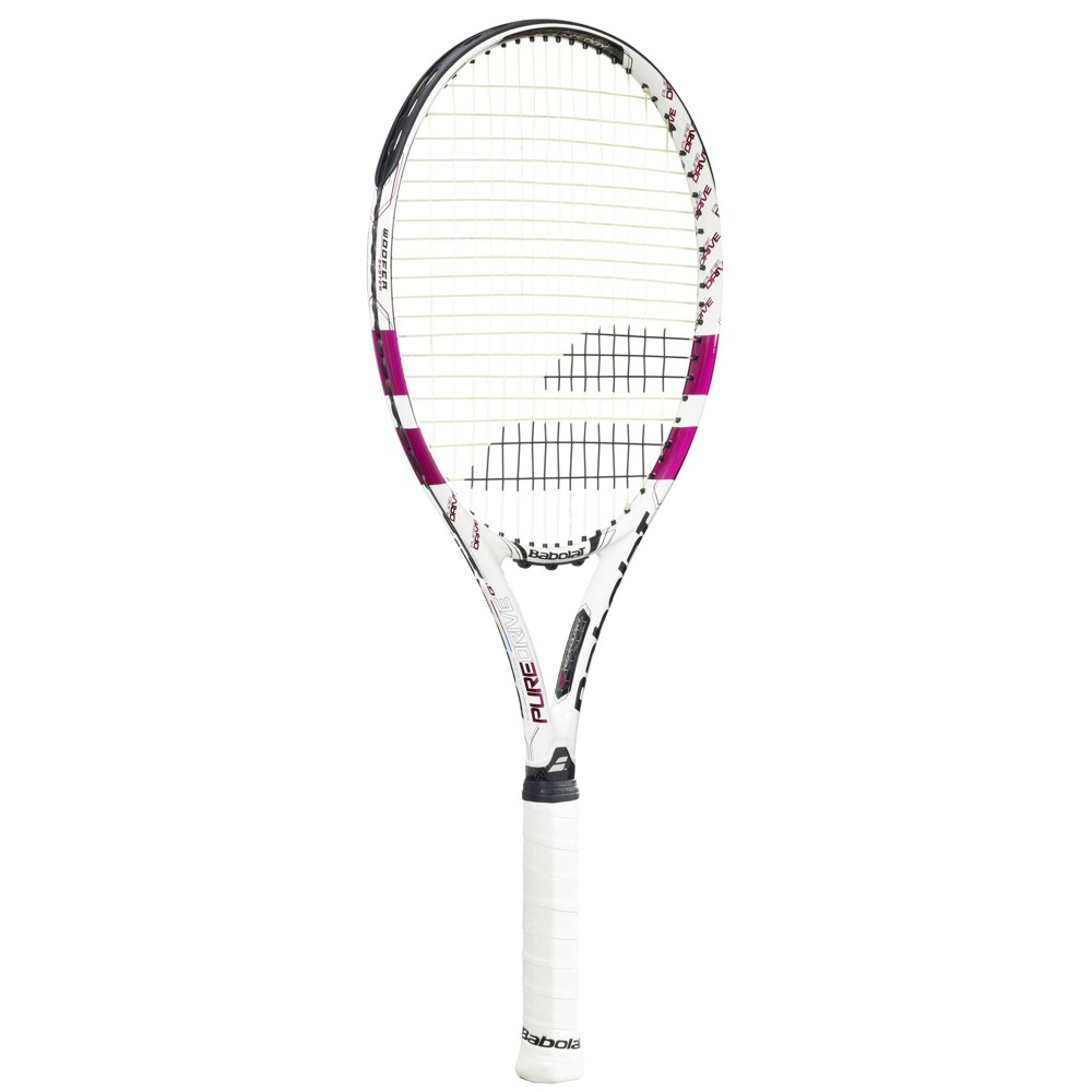 babolat pure drive lite pink tennis racquet from do it tennis. Black Bedroom Furniture Sets. Home Design Ideas