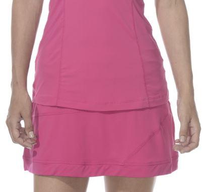 Bloq-UV Banded Skort (Passion Pink)