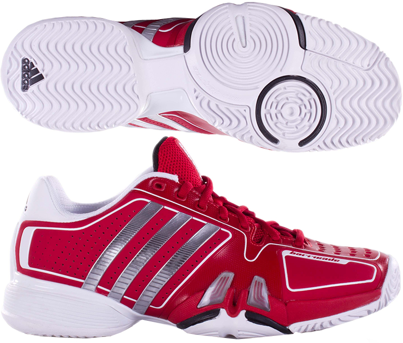 Tennis Shoe for Men Review: Adidas Barricade 7 - Tennis Blog ...