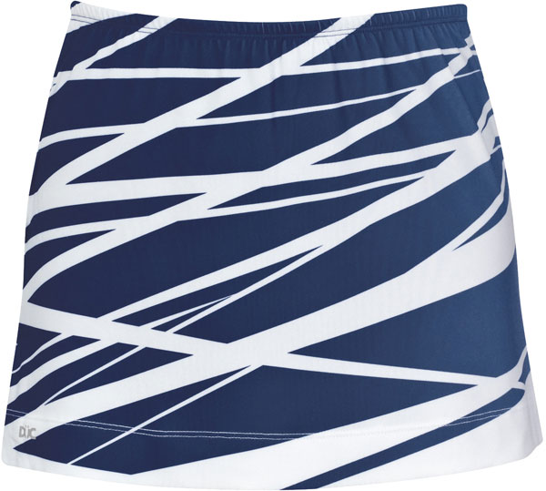 DUC Lightning Reversible Women's Skirt (Navy)