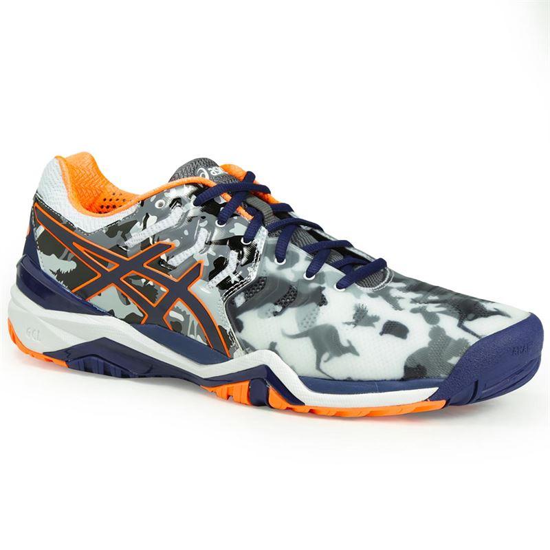 Asics Men's Gel Resolution 7 Limited Edition Melbourne Tennis Shoes $139.95