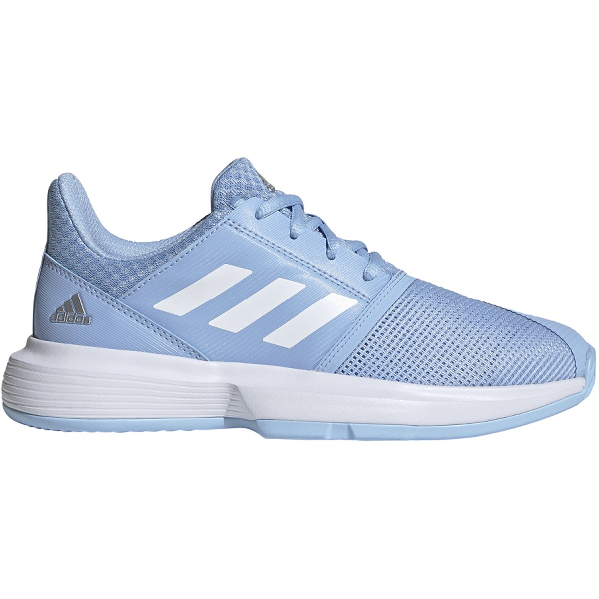 Adidas Junior CourtJam xJ Tennis Shoes