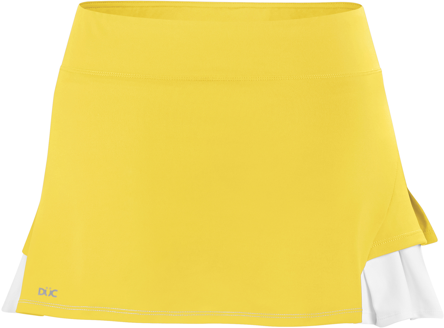 DUC Flirt Women's Tennis Skirt (Gold)