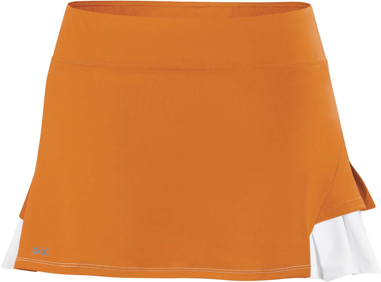 DUC Flirt Women's Tennis Skirt (Orange)