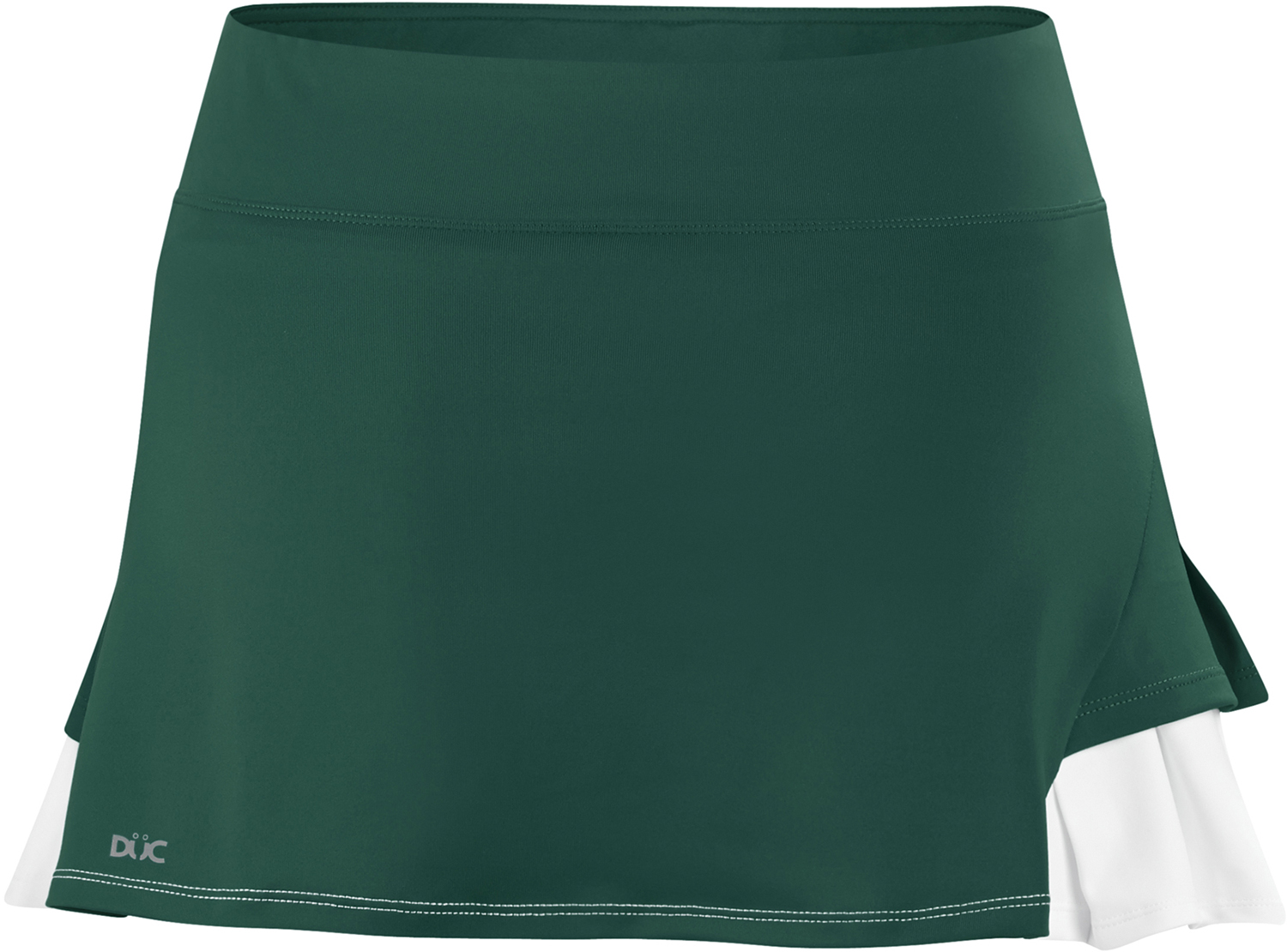 DUC Flirt Women's Tennis Skirt (Pine)