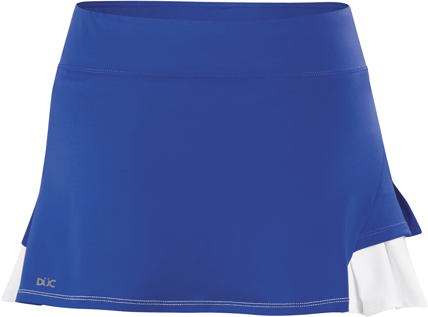 DUC Flirt Women's Tennis Skirt (Royal)