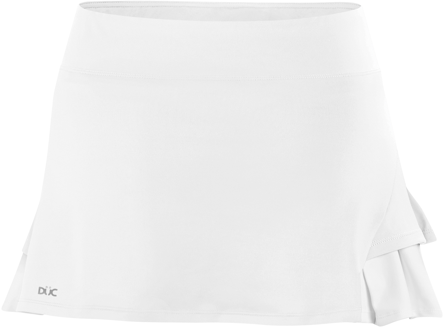 DUC Flirt Women's Tennis Skirt (White)
