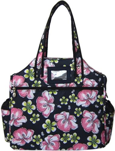 Jet Hawaiian Delight Tennis Tote Bag