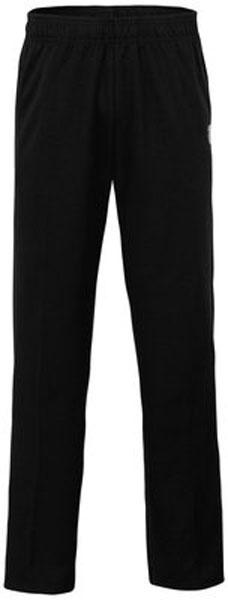 K-Swiss Men's Stitched Track Pant (Black)