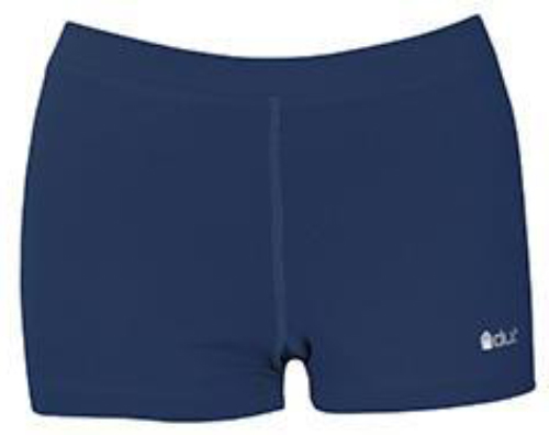 DUC Floater 2.5 Women's Compression Shorts (Navy)