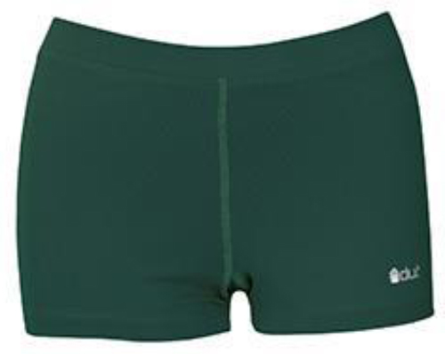 DUC Floater 2.5 Women's Compression Shorts (Pine)