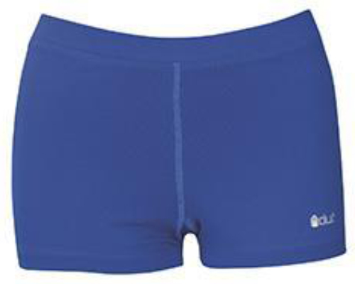 DUC Floater 2.5 Women's Compression Shorts (Royal)
