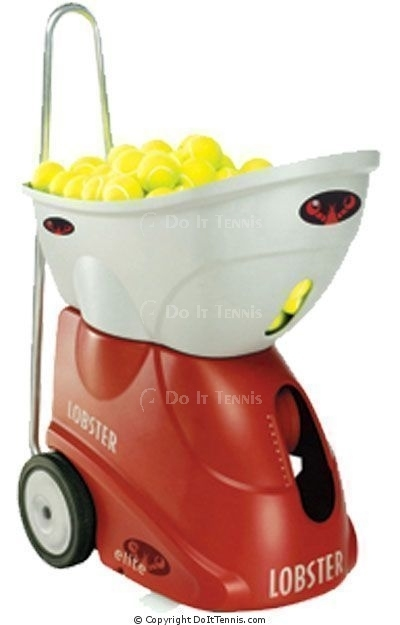 used lobster tennis machine for sale