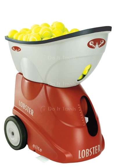 Lobster Elite Grand V Tennis Ball Machine