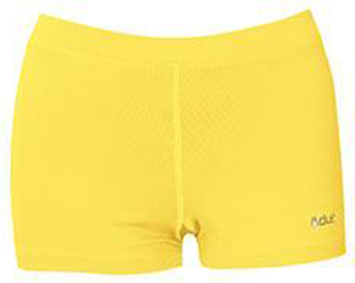 DUC Floater 2.5 Women's Compression Shorts (Gold)