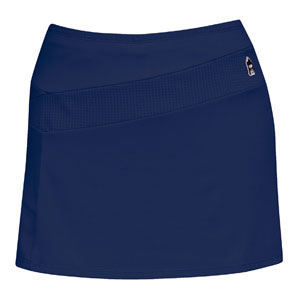 DUC React Women's Tennis Skirt (Navy)