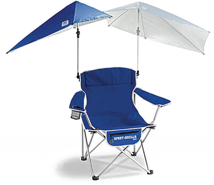 Sport brella chair from do it tennis - Silla de pescar ...