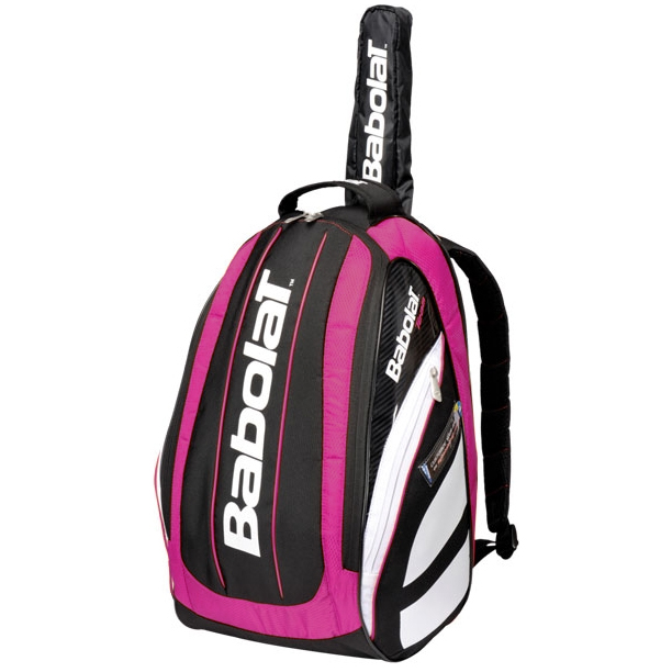 Babolat Team Backpack (Pink/ Black) from Do It Tennis