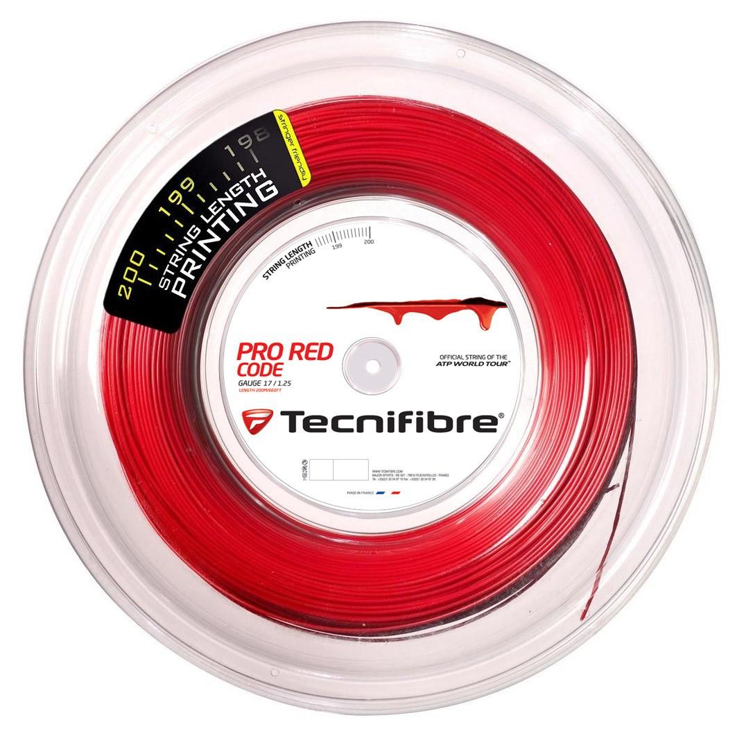 Tecnifibre Pro Red Code 16g (Reel)