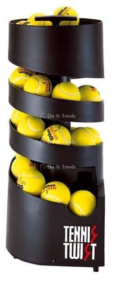 battery powered tennis machine
