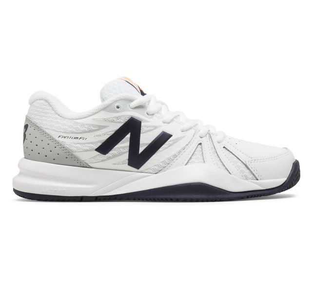 Tennis Shoes (White/Navy