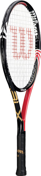 wilson six one lite blx tennis racquet from do it tennis. Black Bedroom Furniture Sets. Home Design Ideas
