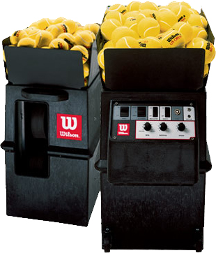 Wilson Portable Ball Machine From Do It Tennis